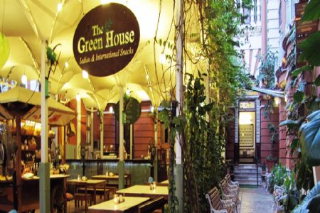 Green House - The House of MG