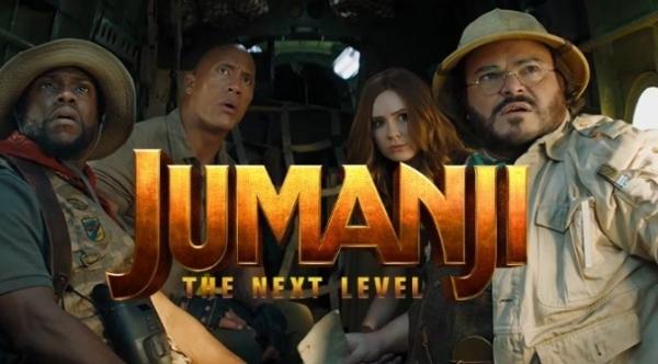 Jumangee the next level _