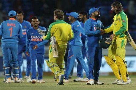 INDIA VS AUSTRALIA- THE MAGNUM OPUS OF ALL SERIES