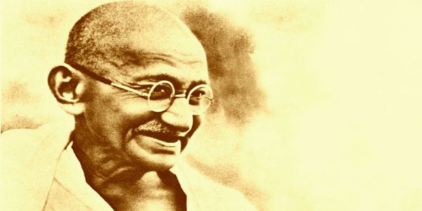 AN OPEN LETTER TO GANDHI THANKING HIM