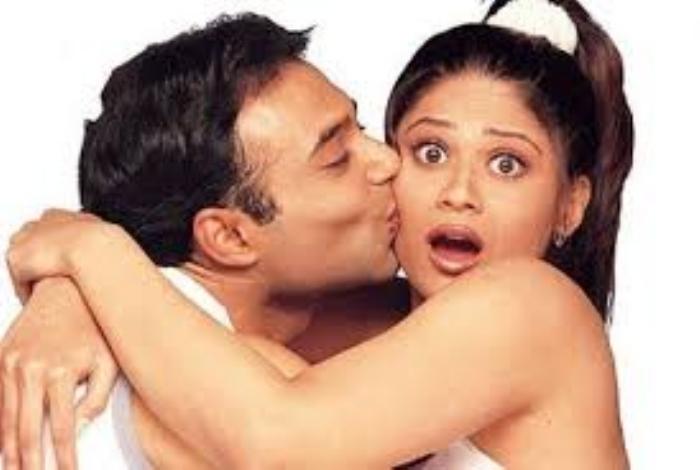 Uday Chopra Shamita Shett