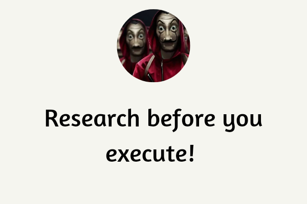 research before execute_1