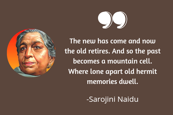 Sarojini Naidu_1&nb