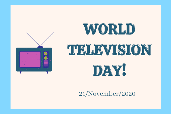 WORLD TELEVISION DAY_1&nb