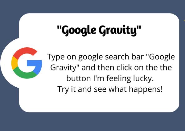 google fun hoogle gavity_