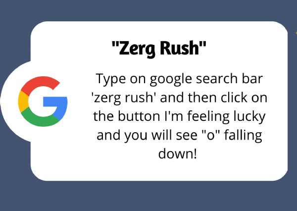 google fun Zerg Rush_1&nb