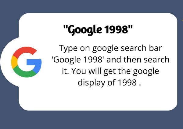 google fun Google 1998_1&