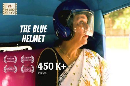 Short and Crisp: The Blue Helmet