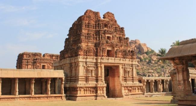 Achyuta Raya's Temple_1&n