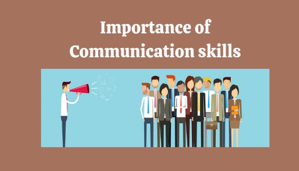importents of communicati