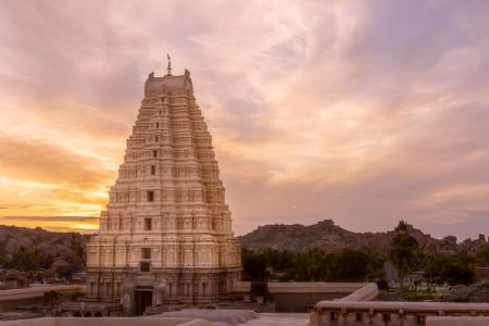 HAMPI-City with Extraordinary Architectural Importance-