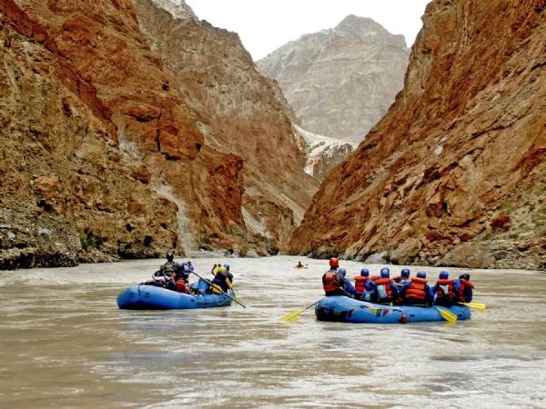 Zanskar River, Ladakh_1&n