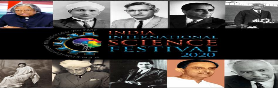 India International Science Festival 2020 to be held in the last week of December