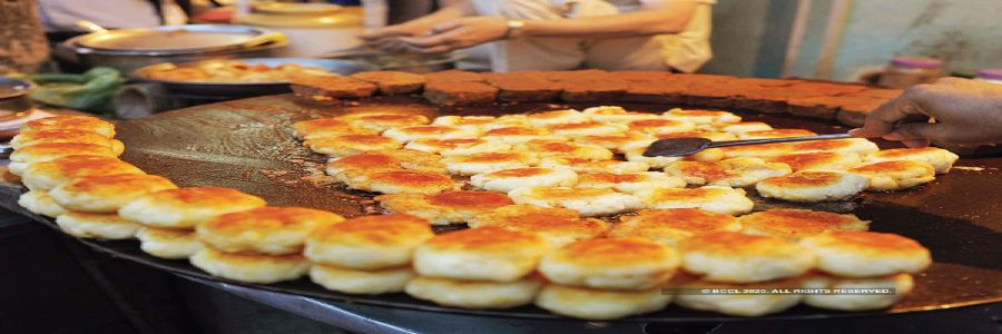 Best Cities for Street Food in India