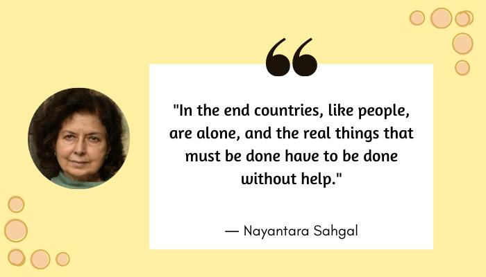 Quotes by Nayantara Sahga