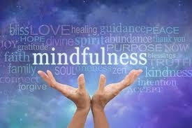 Practice mindfulness medi