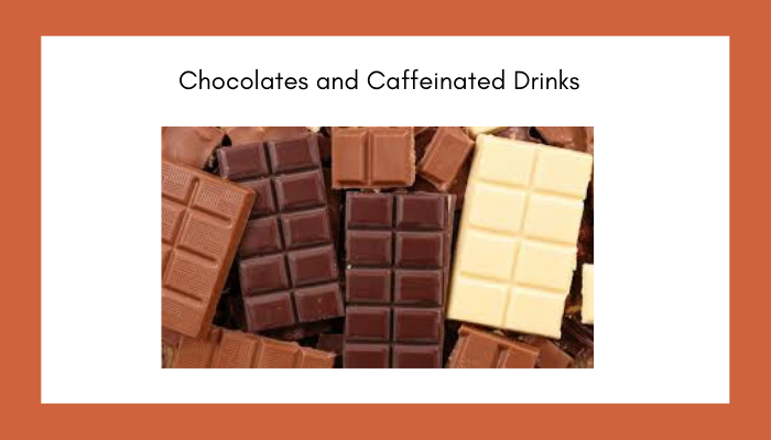 Chocolates and caffeinate