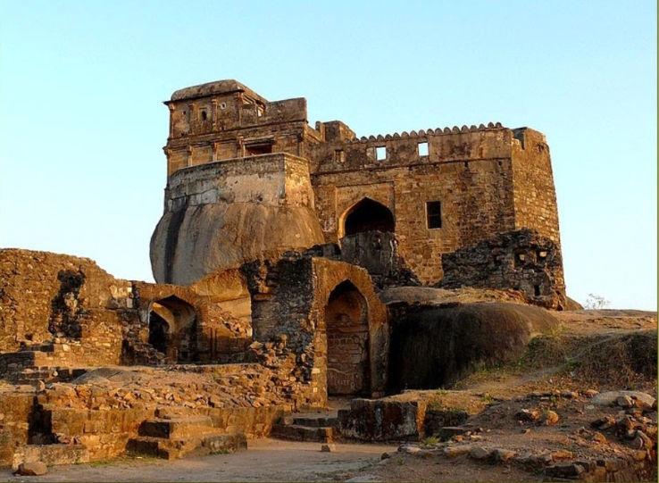 Madan mahal fort, Jabalpu