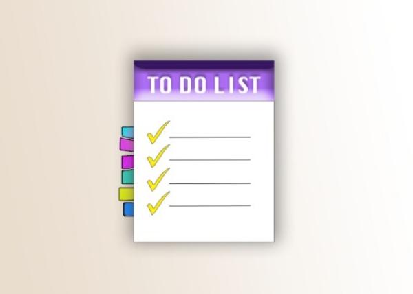 to do list_5H