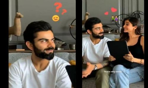 READY TO HANDLE VIRUSHKA'S CUTENESS? CHEKCKOUT THEIR VIDEO!