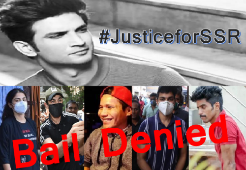Justice for SSR_1&n
