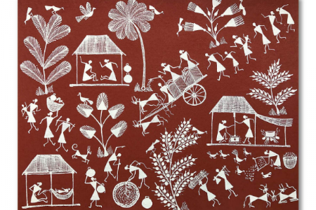 What is Warli Painting and Where Does It Come From?