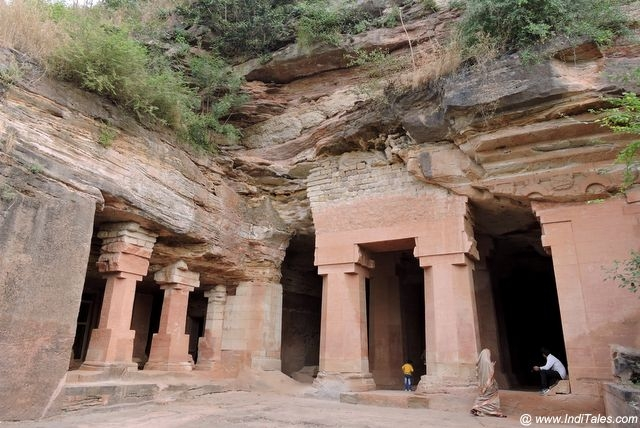 Bagh Caves _1