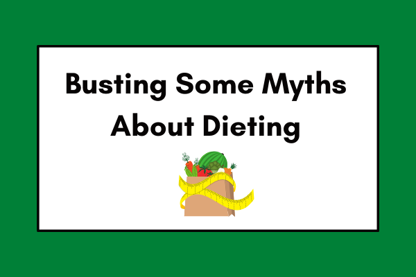 myths about dieting _1&nb