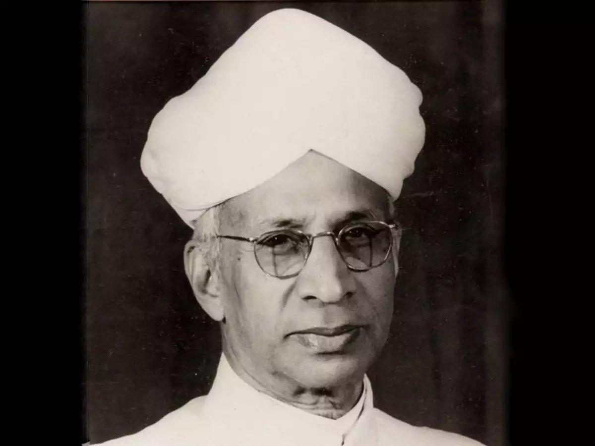 Dr.Sarvepalli Radhakrishn