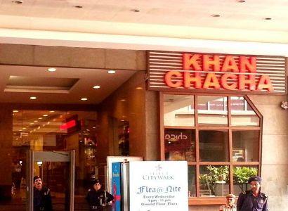 दिल्ली के प्रसिद्ध रेस्तरां खानचाचा से 96 ऑक्सिजन कॉन्सन्ट्रेटर्स बरामद