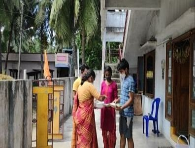 Family in Andhra Pradesh Turns Home into Isolation Ward