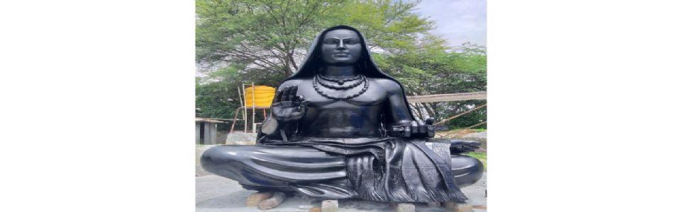 Adi Shankaracharya's 12 ft tall Statue to be installed in Kedarnath